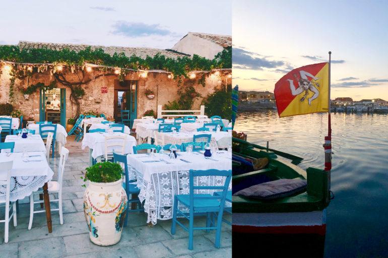 sicilia orientale marzamemi