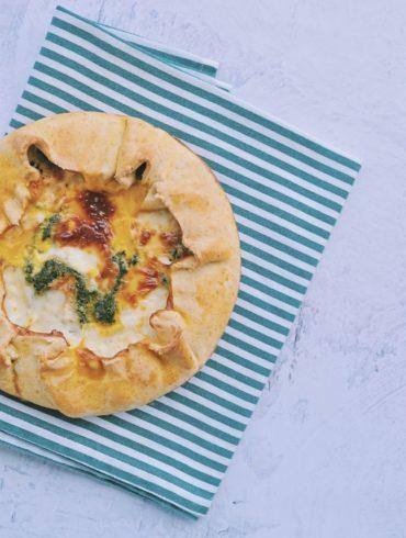 torta rustica paccasassi finocchio marino casciotta di urbino