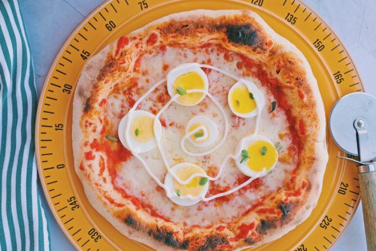 Pizza Rossini