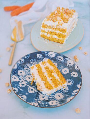 carrot cake torta di carote